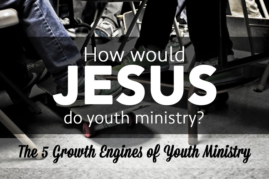 How Would Jesus Do Youth Ministry?